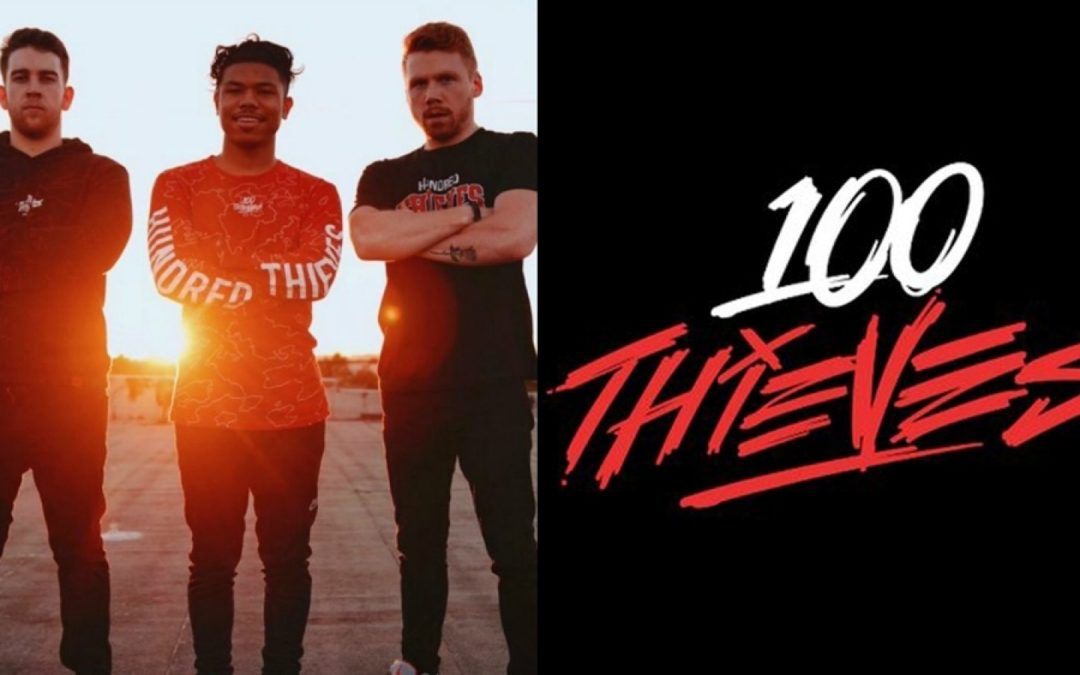 100 Thieves Leaving Call Of Duty