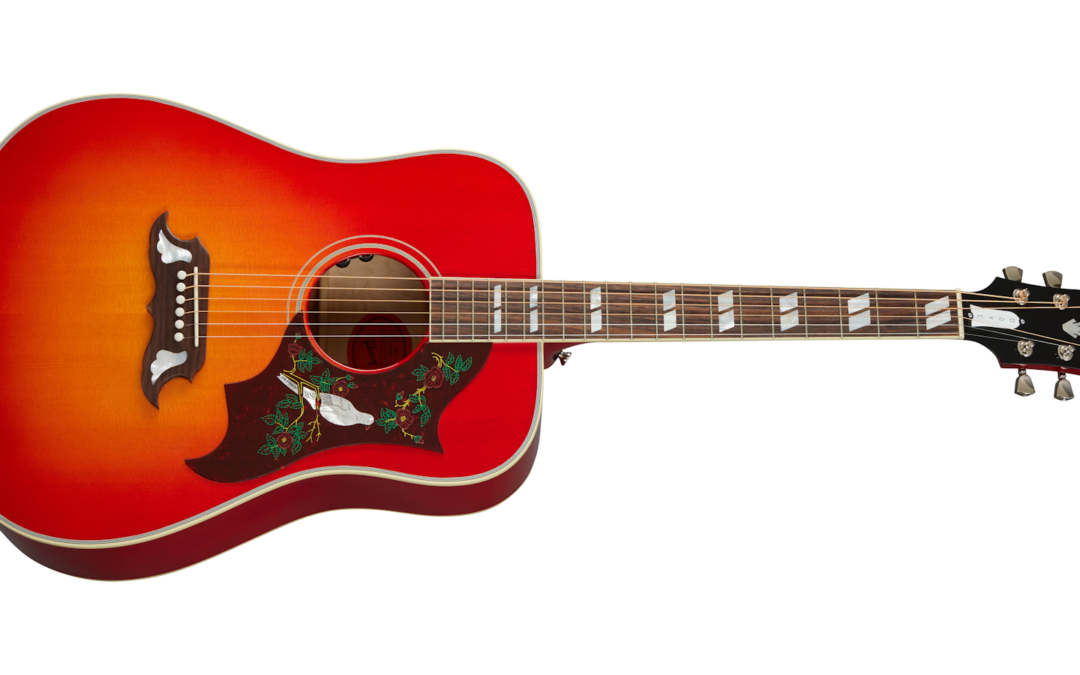 Gibson Made a Beauty of a Guitar